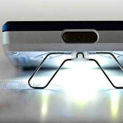 compact mini auf Ständer Vergrößernde Sehhilfe Optik Plüschke Bischofswerda