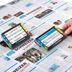 elektronische Lupe eMag 50 Vergrößernde Sehhilfe Optik Plüschke Bischofswerda