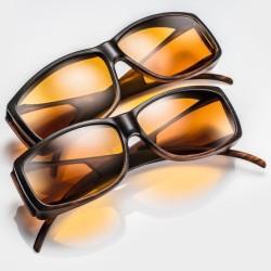 Brillen mit Kontrastfiltergläsern
