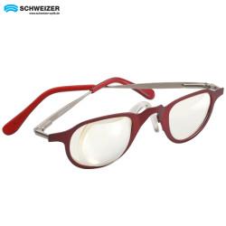 Lupenbrille von Schweizer Vergrößernde Sehhilfe Optik Plüschke Bischofswerda Vergrößernde Sehhilfe Optik Plüschke Bischofswerda