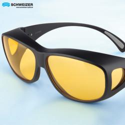 Übersetzbrille mit Kantenfilter von Schweizer